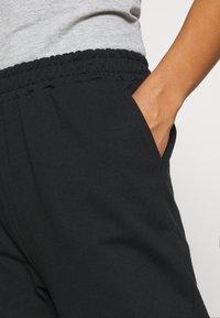 Even&Odd - Regular Fit Jogger - Tracksuit bottoms - black - 4