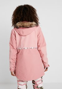 DC Shoes - PANORAMIC - Snowboard jacket - dusty rose - 2