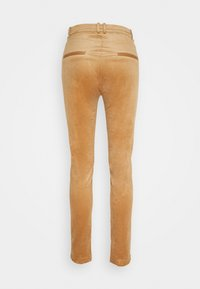 Esprit Collection - Trousers - camel - 1