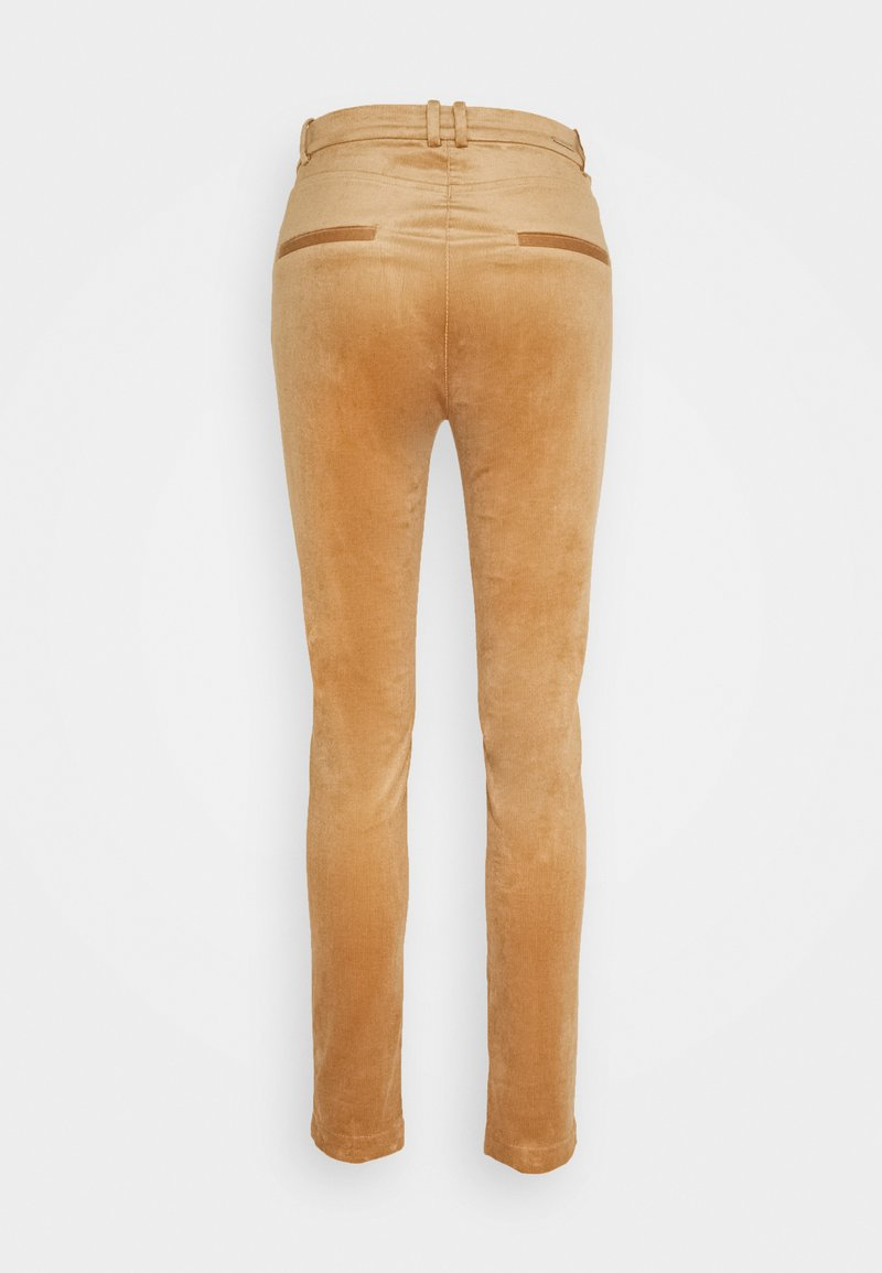 Esprit Collection Stoffhose - camel Ysivvj
