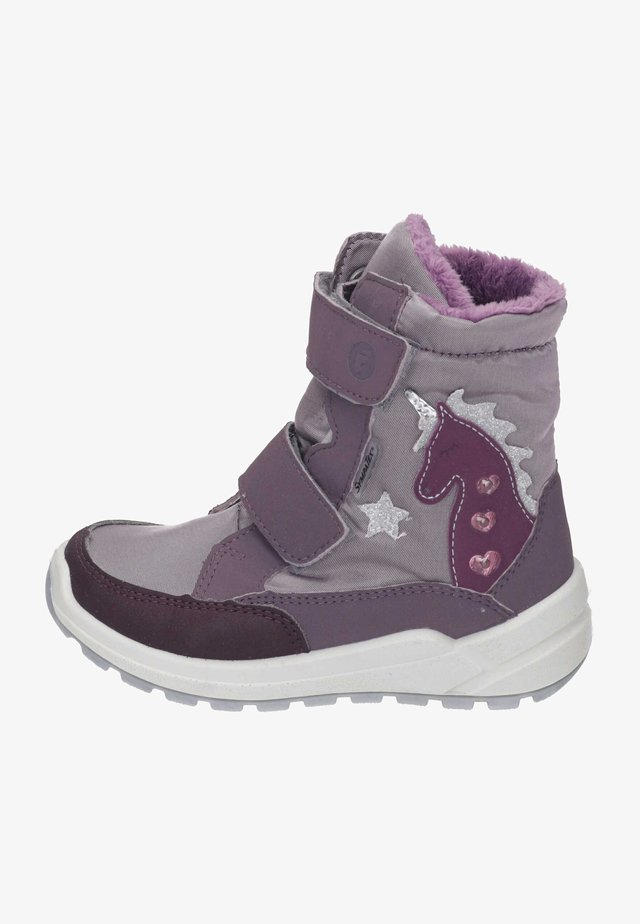 Winter boots - purple/dolcetto