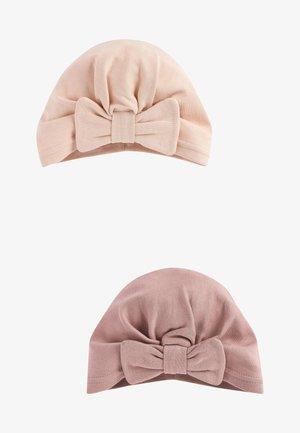 2 PACK  - Beanie - pink