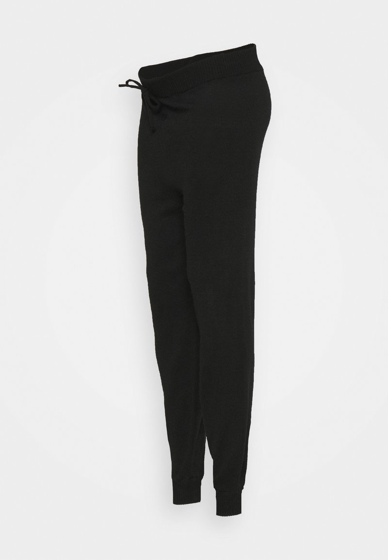 Dorothy Perkins Maternity - LOUNGE JOGGER - Tracksuit bottoms - black