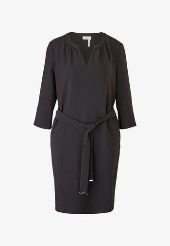 ELEGANTES STRETCH - Etui-jurk - black