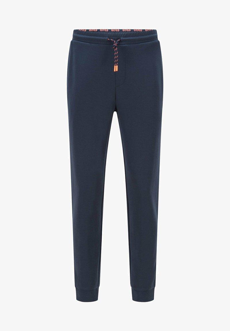 BOSS ATHLEISURE - HADIKO  - Pantaloni sportivi - blue