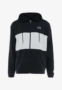 Under Armour - Chaqueta de entrenamiento - black/onyx white - 5