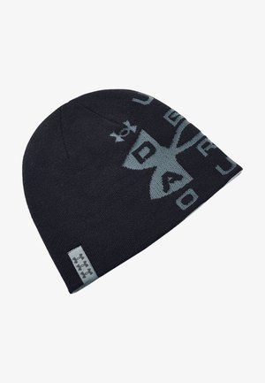BILLBOARD REVERSIBLE - Beanie - black