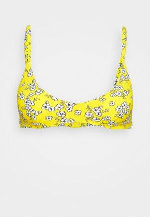 LAYA BANDEAU - Bikini top - multicolore