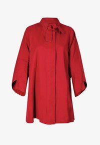 Solai - Short coat - fiery red - 3