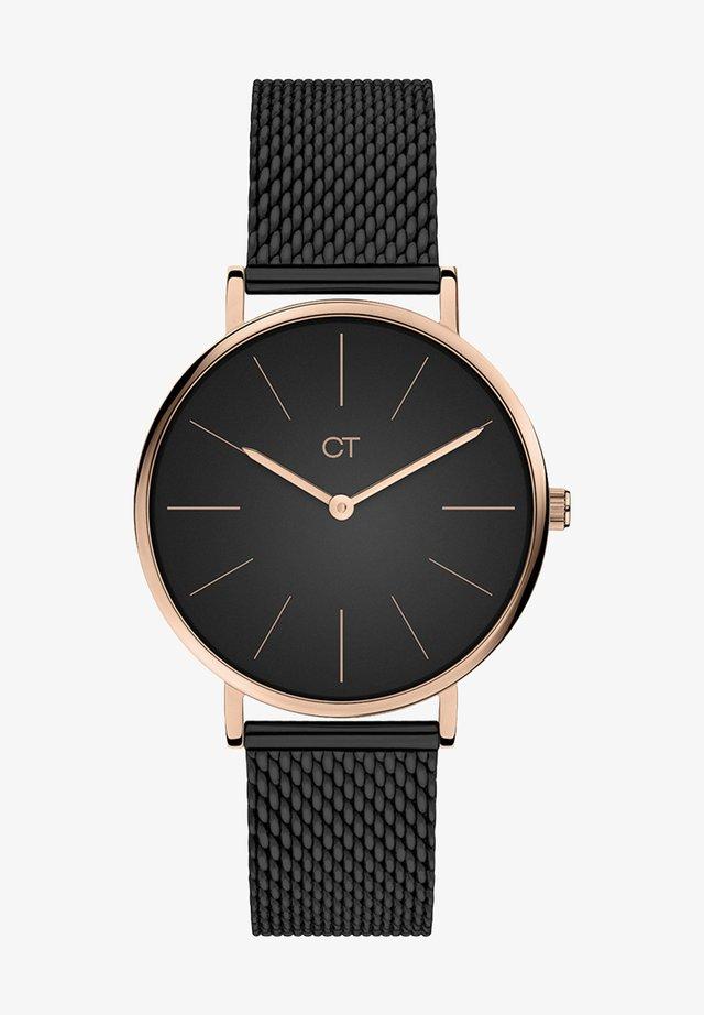 UHR ARMBANDUHR - Watch - schwarz