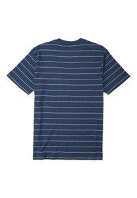 Billabong - DIE CUT STP - Print T-shirt - denim blue - 1