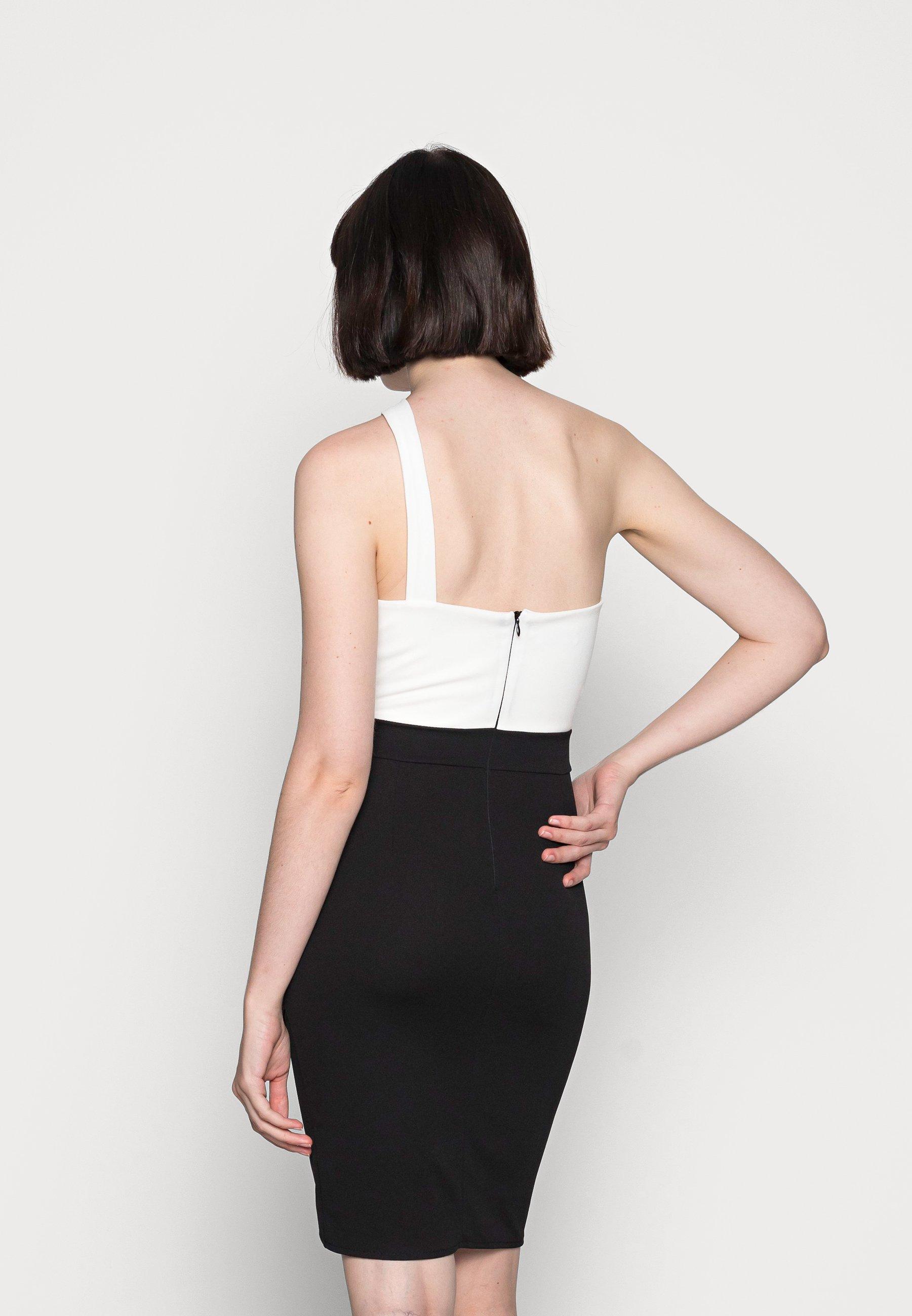 Women FANTASIA FRONT BODYCON DRESS - Jersey dress