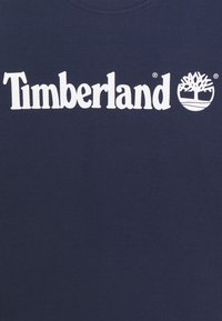 Timberland - LONG SLEEVE - Long sleeved top - navy - 2