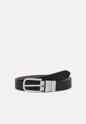 FEMININE REVERSIBLE BELT - Belt - regular black