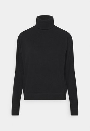 SHOWA ROLL NECK - Svetr - black
