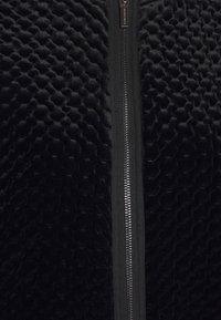 Armani Exchange - BLOUSON JACKET - Bomber Jacket - black - 0