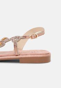KHARISMA - T-bar sandals - rosa - 7