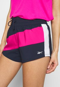 Reebok - SHORT - Sports shorts - dark blue - 5
