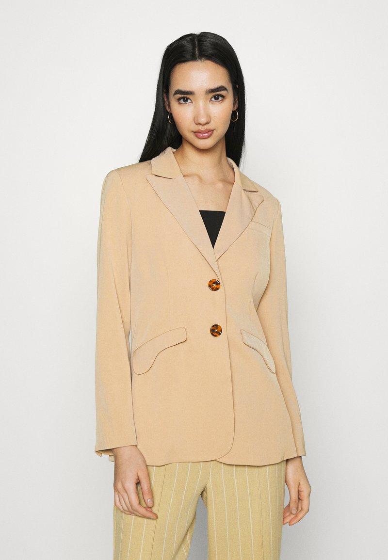 Fashion Union - ELM - Blazer - barley beige