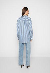 House of Dagmar - GINA - Button-down blouse - blue - 3