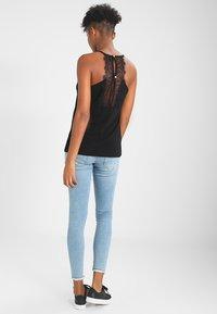 Vero Moda - VMMILLA  - Top - black beauty - 2