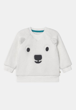 EASY ON TED UNISEX - Sweater - soft white