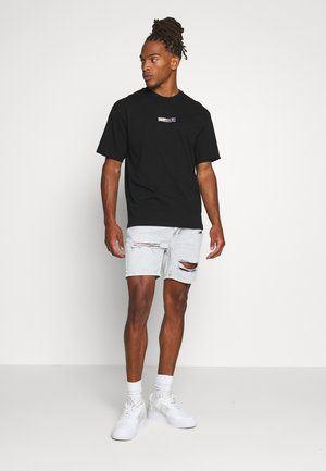 UNISEX PLANET TEE - Print T-shirt - black