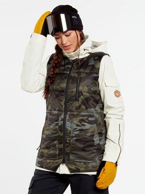 Snowboard jacket - bone