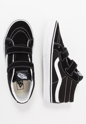 SK8 MID - High-top trainers - black/true white