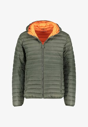 """FIX HOOD"" - Outdoor jacket - olive"