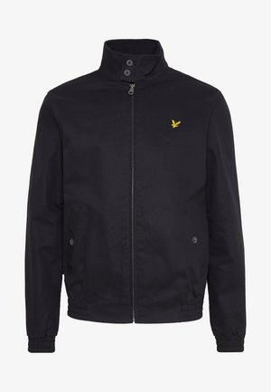 HARRINGTON JACKET - Bomber bunda - jet black
