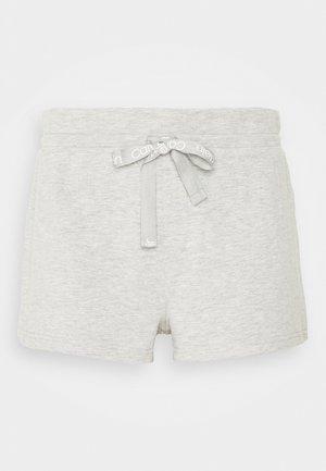 SLEEP SHORT - Pantaloni del pigiama - grey heather