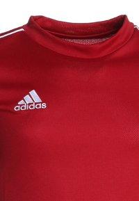 adidas Performance - CORE 18 AEROREADY PRIMEGREEN JERSEY - NBA jersey - powred/white - 2