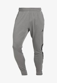 Jordan - ALPHA DRY PANT - Træningsbukser - carbon heather/black - 5