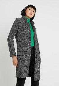 JDY - JDYBESTY  FALL - Classic coat - dark grey melange - 0