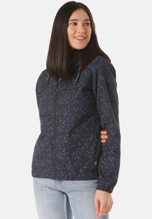 Outdoor jacket - purple