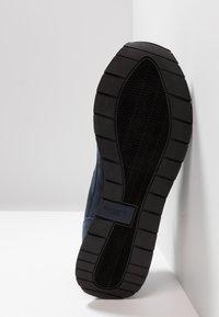 Hackett London - Sneakersy niskie - navy - 4