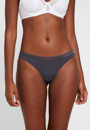 GLADSTONE BRAZILIAN HIPSTER BRIEF - Briefs - anthracite
