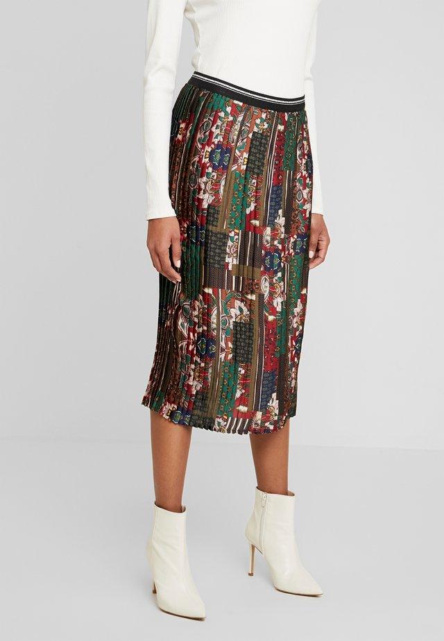 DRFILUCA SKIRT - Spódnica trapezowa - multi coloured