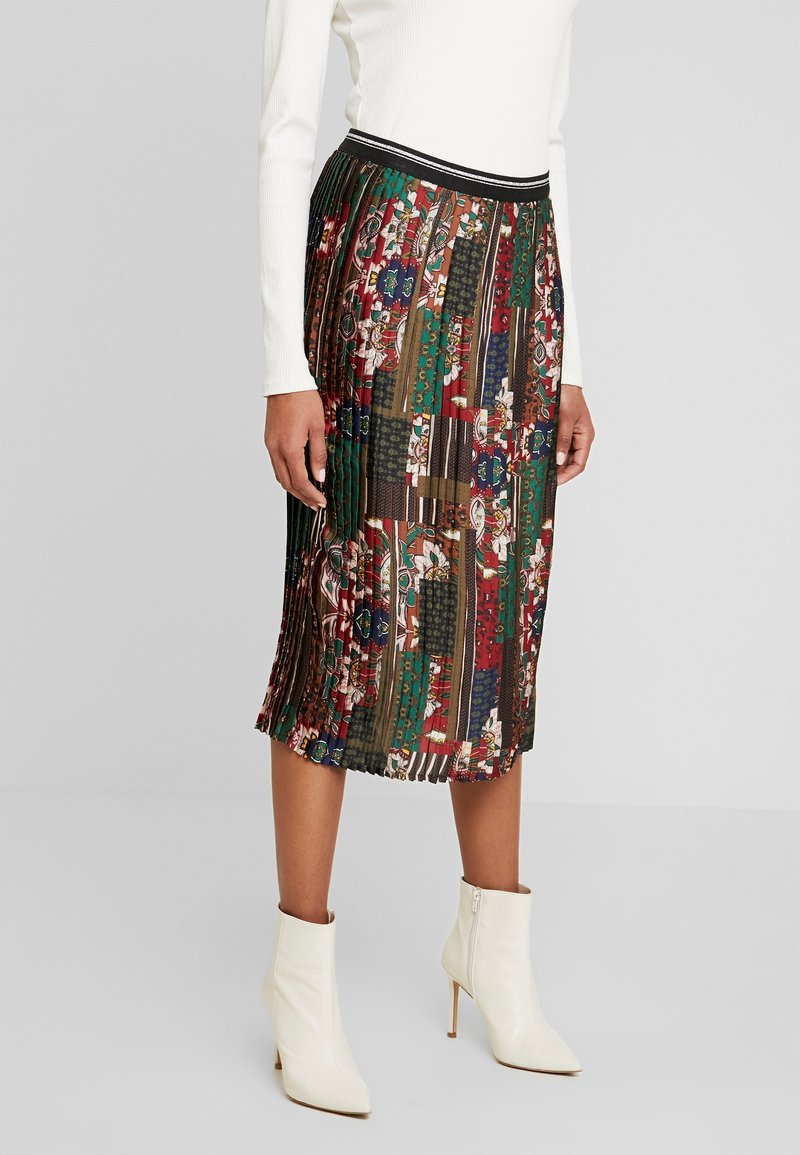 Dranella - DRFILUCA SKIRT - A-snit nederdel/ A-formede nederdele - multi coloured