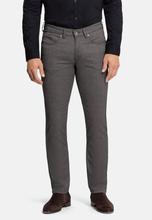 ERIC - Trousers - pewter
