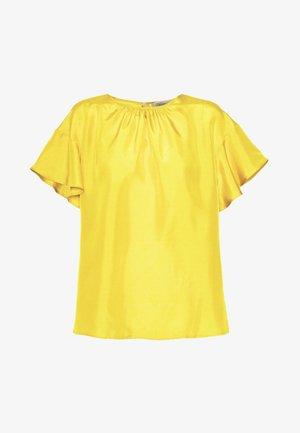 BOZEN - Blouse - yellow