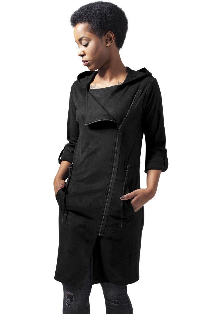 Urban Classics - Short coat - black