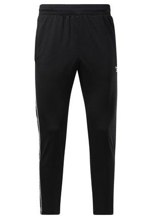 CLASSICS VECTOR TAPE JOGGERS - Spodnie treningowe - black