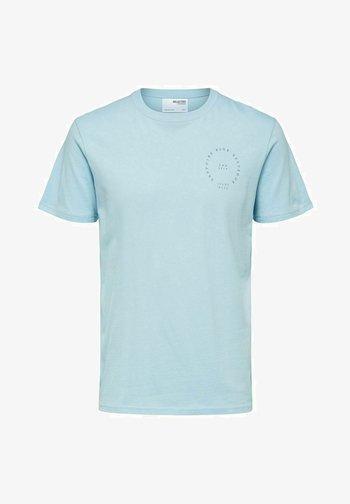 T-shirt imprimé - dream blue