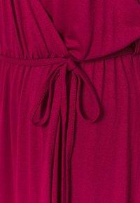 Anna Field - Maxi dress - bordeaux - 2