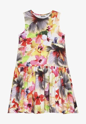 CANDECE - Jerseyklänning - multicolor