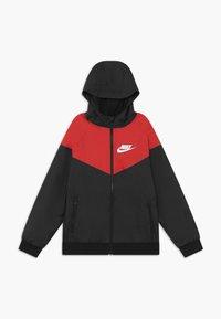 Nike Sportswear - Trainingsvest - black/university red/white - 0