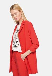 comma - Short coat - red - 4