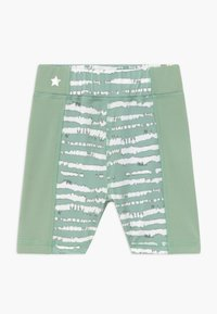 South Beach - GIRLS PRINTED SHORTS - Leggings - sage green - 0